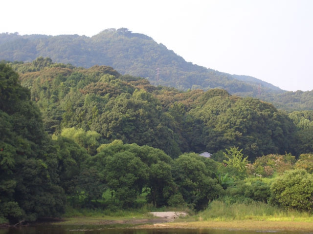 四王寺山 of 九州山クラブ - 福...